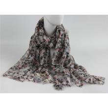 Echarpe imprimée / Écharpe femme / écharpe polyester / Echarpe femme