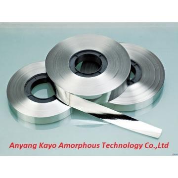 Ruban amorphe à base de Fe en matériau magnétique doux