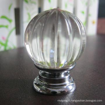 Speical Melon 40mm Crystal Door Handles