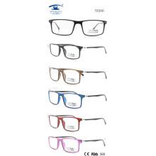 2015 Slim Colourful Beautiful Eyeglasses Frame for Men Woman (TR266)