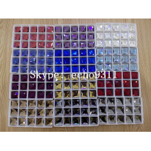 Flat Back Rhinestones Crystal Stones Fancy Rhienstones for Wholesale