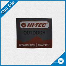 Top Grade Woven Label for Outdoor Clothing/Shoes Brand