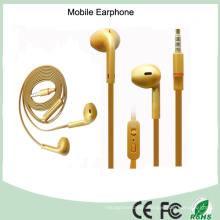 ABS Materials Flat Cable Mobile Earbus Earphone (K-901)