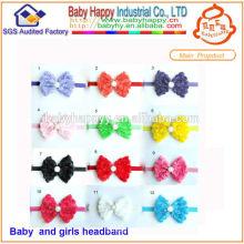 2014 Atacado Moda Newborn Baby girls headbands