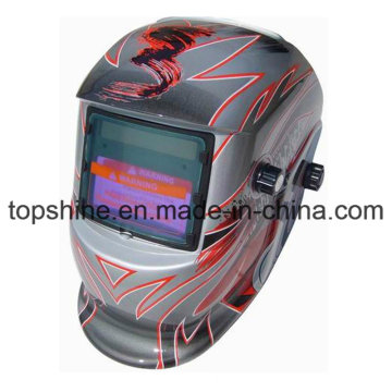 Professional Face CE Safety Protective PP Chemical Welding Mask