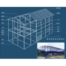 Sandwich Panel Labour Force Camp