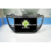 """Usine directement! 10.1 """"sans DVD + 1024 * 600 + lecteur de voiture android dvd pour Hyundai IX35 + OEM + quad core!"""