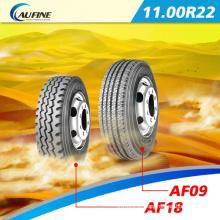 11.00r22 pneu de caminhão, pneus de caminhão