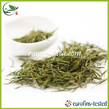 Té verde chino famoso de An Ji Bai Cha (té blanco de Anji)