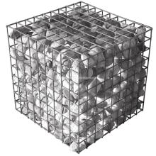 Coated Hexagonal Wire Mesh Gabion Basket