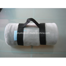 Blanket with Nylon Handle