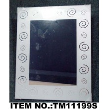 Glass Sandblasted   Mirror