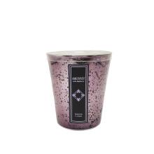 10 oz glass filled candle metal jar candles premium wax