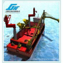 Plataforma de transferencia a gran escala de barcazas costa afuera