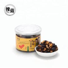 High Quality dried low fat zero sugar shitake mushroom snack