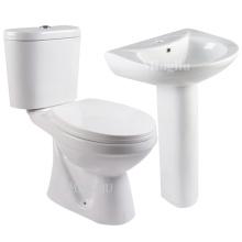 hot sale good quality designed ceramic bathroom set for distributor