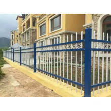 Садовая ограда Антиподъемная стальная загородка
