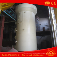 Venta caliente de máquinas de extracción de aceite vegetal