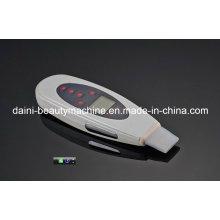 Equipamento facial do salão de beleza dos TERMAS da casca ultra-sônica do purificador da pele do painel LCD