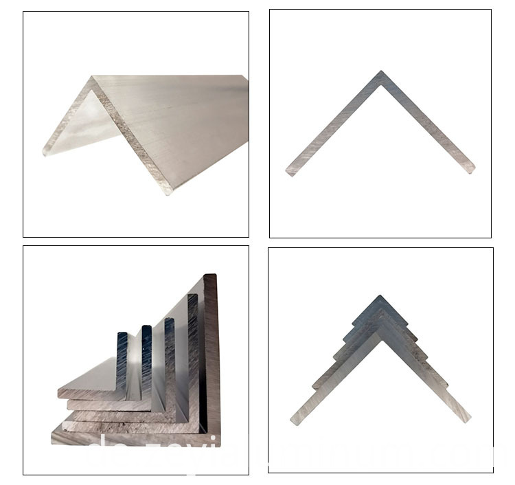 Triangular Aluminum Collection