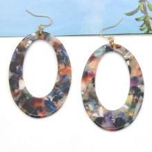 Custom acrylic hook fish ear jewelry for women 2020 bohemian earrings