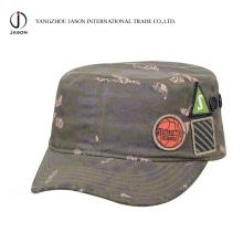 Camo Cap militaire camouflage Fidel Cap mode chapeau loisirs Cap coton Fidel Cap