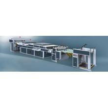 Máquina de revestimento UV automática ZXSG-1200B (um revestidor)