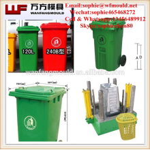 5 gallon construction bucket Injection Trash can mould china supplier production Injection Trash can mold