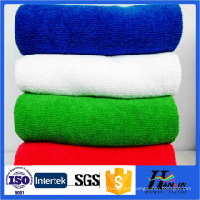 80%Polyester and 20%Polyamide High quality Quick-dry,compressed Microfiber towel in cleaning cloths