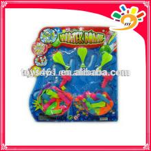 Wasser Polo aufblasbare Fluoreszenz Wasser Polo Wasser Polo Spielzeug Slingshot + Schläger