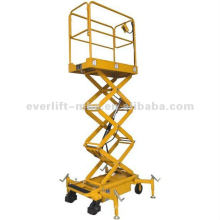 Mini Scissor Work Platform Aerial Workl Platform Elevating platform with CE certificate
