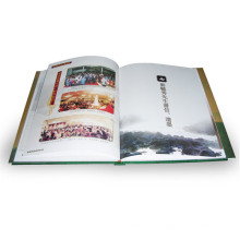 Цветная печать каталога, журнала, книги/буклеты