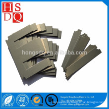 ISO Certificated Non Oriented EI Lamination Transformer Core