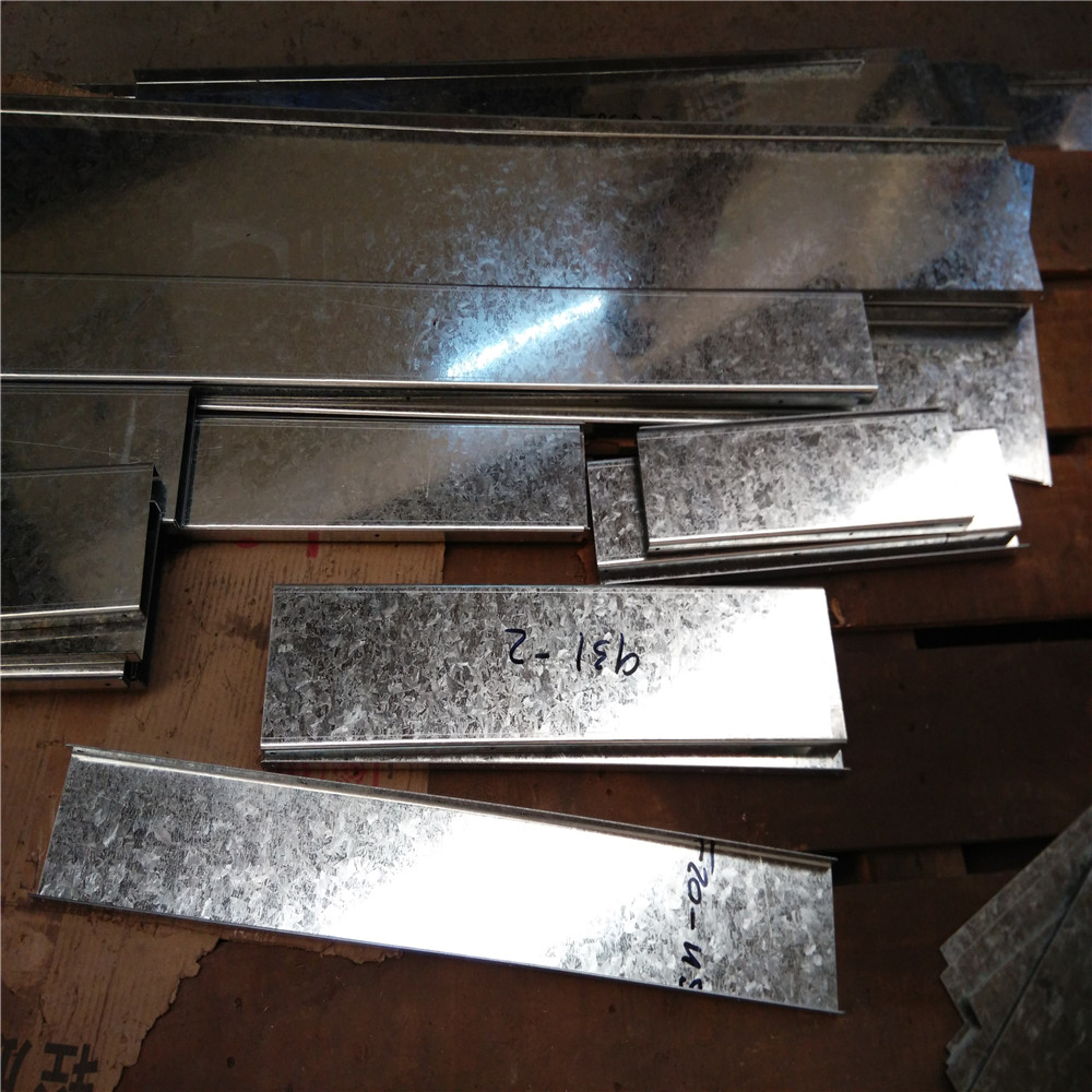 Galvanized Sheet Laser Cutting Service