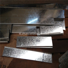 Hot Dip Galvanized Steel Structure Fabrication