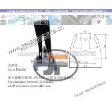 Escalator Parts, Escalator Brush Strip, Escalator Safety Brush
