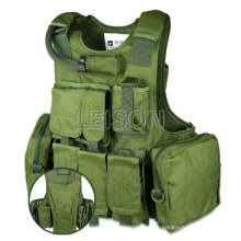 Tactical Vest with Hydration Bag