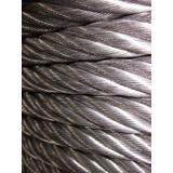 304/316  7*7 Stainless Steel Wire Rope With 0.15-40mm Diameter (621-2)