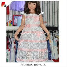 JannyBB rosa Boutique Mode A-Line Kleid