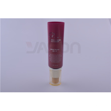 Pearly Cosmetic Packaging Plastic Airless Pump Tube