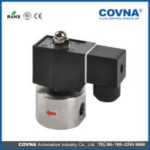 Gran marca 2 vías válvula de solenoide de alta presión para el agua
