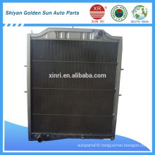 All aluminum radiator for Steyr WG9112530267