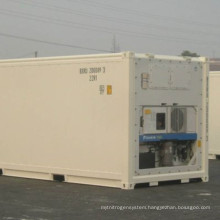 RC-39 40FT Used Carrier Reefer Container For Sale