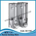 ABS Chrome Soap Dispenser (SD-115C)