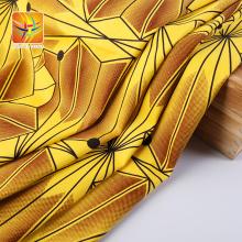 Tissu imprimé en coton confortable