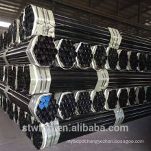 MS seamless pipe SCH40 A106 Gr.B API 5L