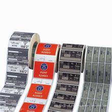 Etiqueta impermeable impresa impermeable de la medicina química