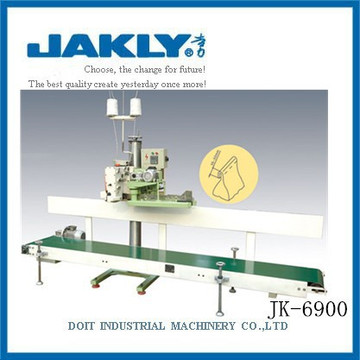 JAKLY lengthening and explosion and explosion proof edging machine JK-6900