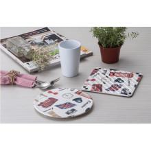 Mélamine Coaster / 100% mélamine vaisselle (GD920)