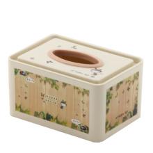 Caja plástica del tejido de la manera (FF-5074-1)